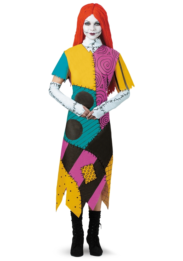 Sally Classic Junior & Womens Costume by Disguise