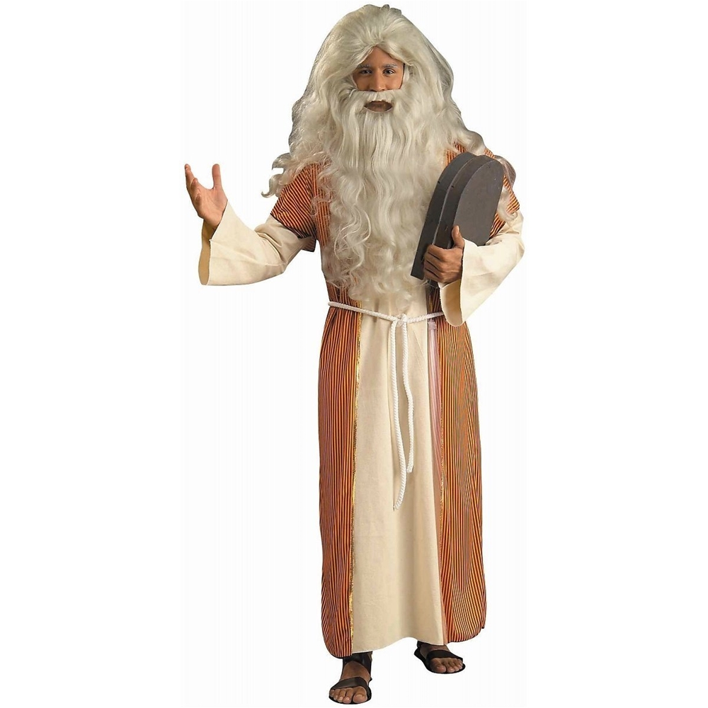 [Moses Adult Mens Costume] (Mens Costumes)