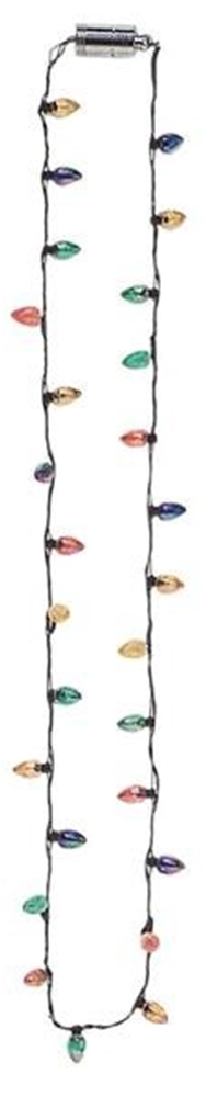 Image of Twinkling Bulb Necklace