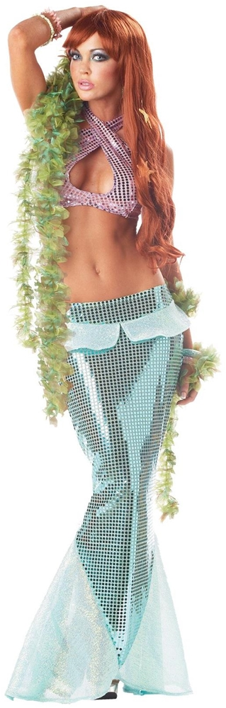 Mesmerizing Mermaid Adult Womens Costume