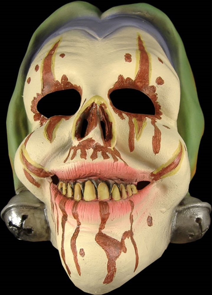 Image of Bloody Harlequin Mask