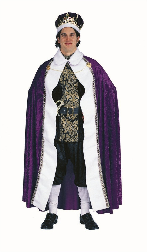 King Robe Costume by RG Costumes