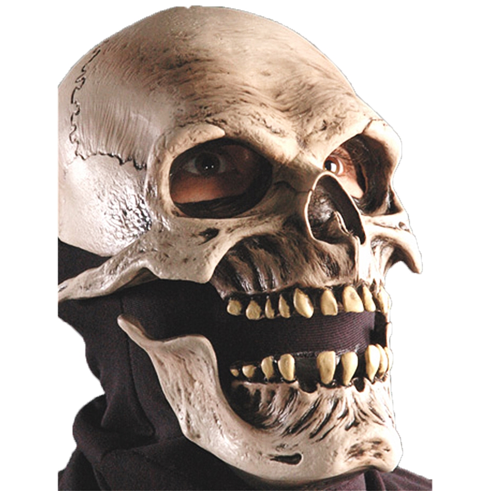 Skeleton Death Adult Mask