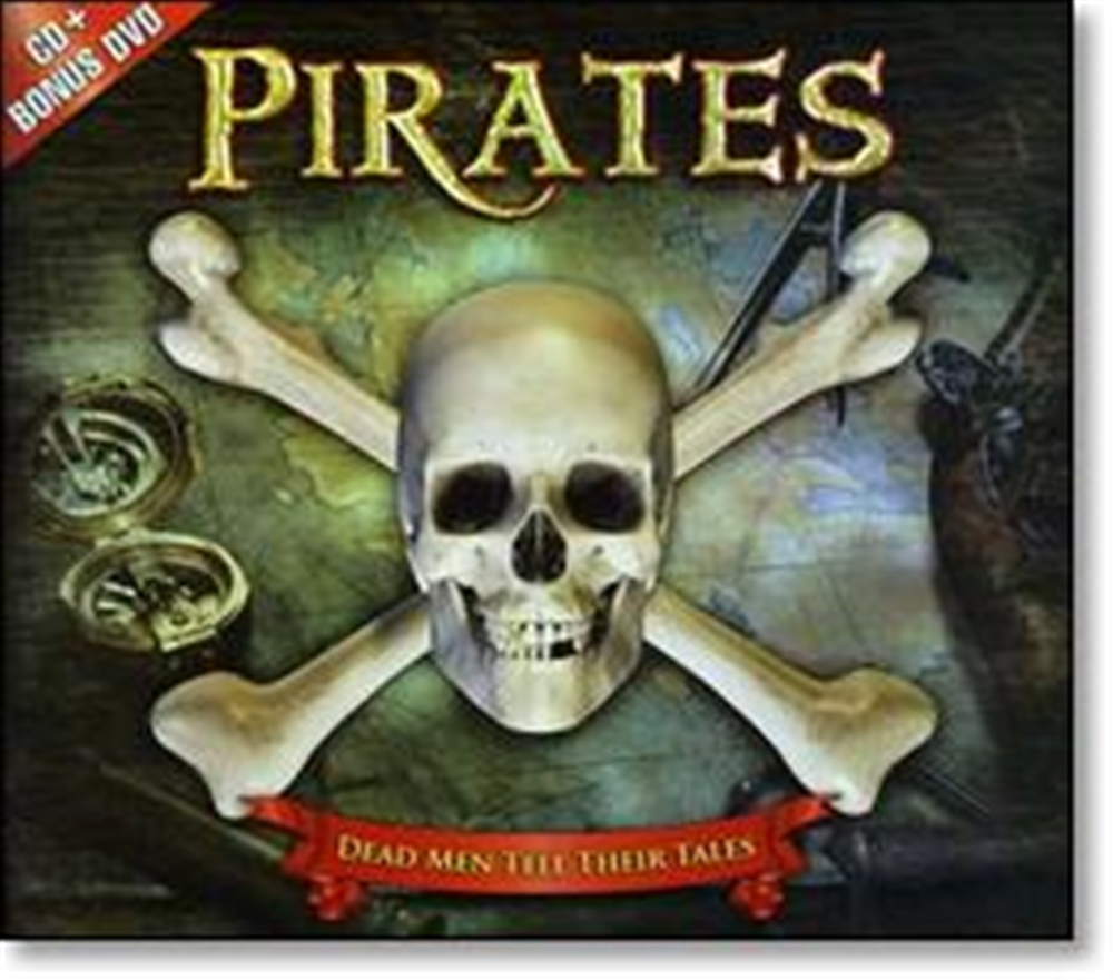 Pirates CD DVD Pack