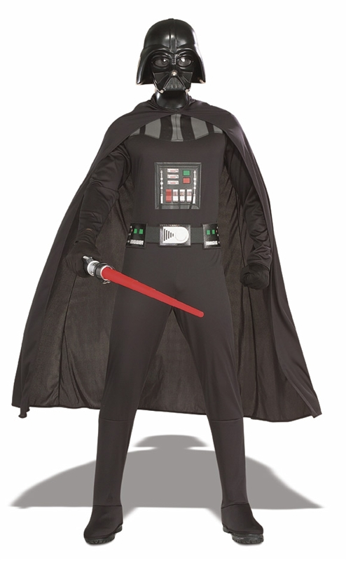 Star Wars Darth Vader Classic Plus Size Adult Mens Costume