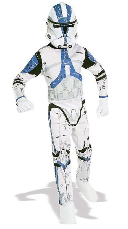 Star Wars Deluxe Clone Trooper Adult Costume