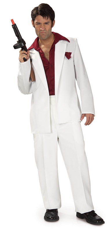 Scarface Tony Montana Adult Mens Costume 16947