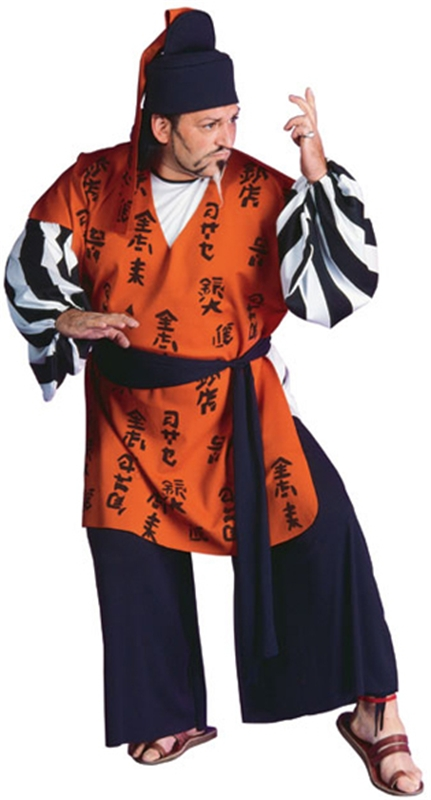 Samurai Warrior Plus Size Costume