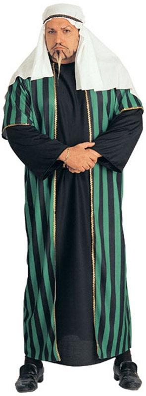 Arab Sheik Plus Size Adult Mens Costume