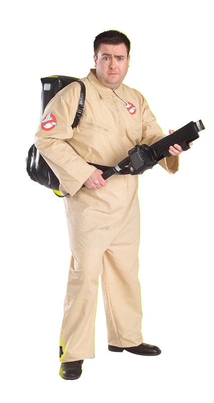 Ghostbusters Plus Size Adult Mens Costume