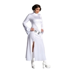 Star Wars Princess Leia Adult Womens Plus Size Costume