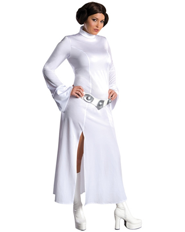 Star Wars Princess Leia Plus Size Adult Costume by Rubies