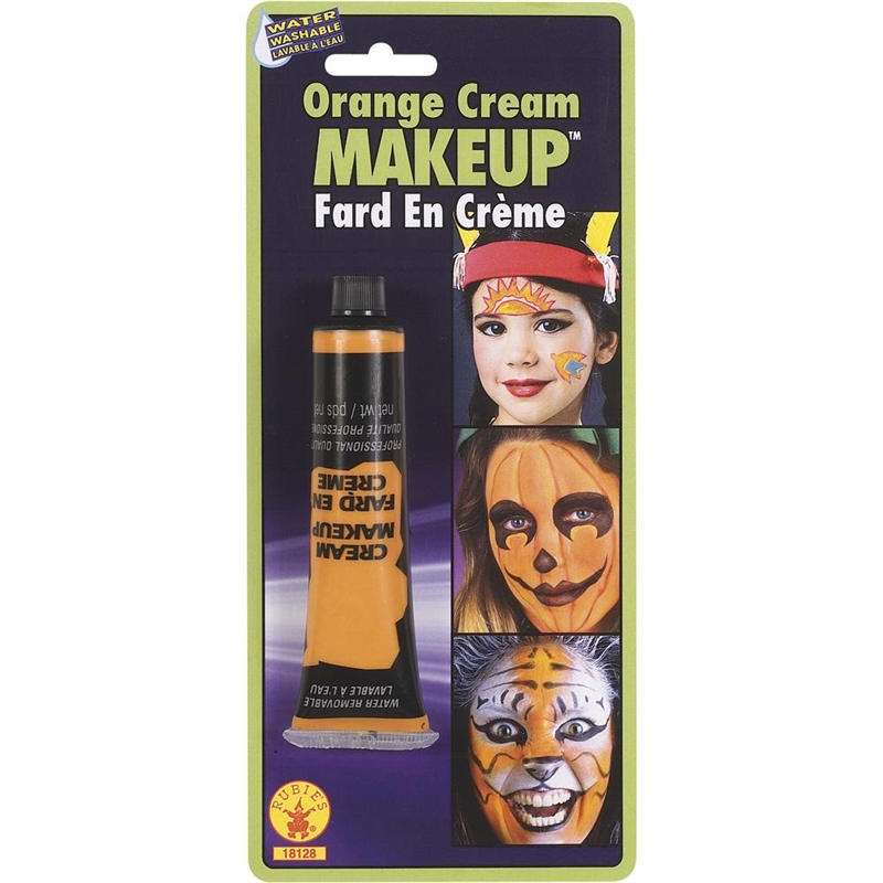 Orange Cream Makeup 18128