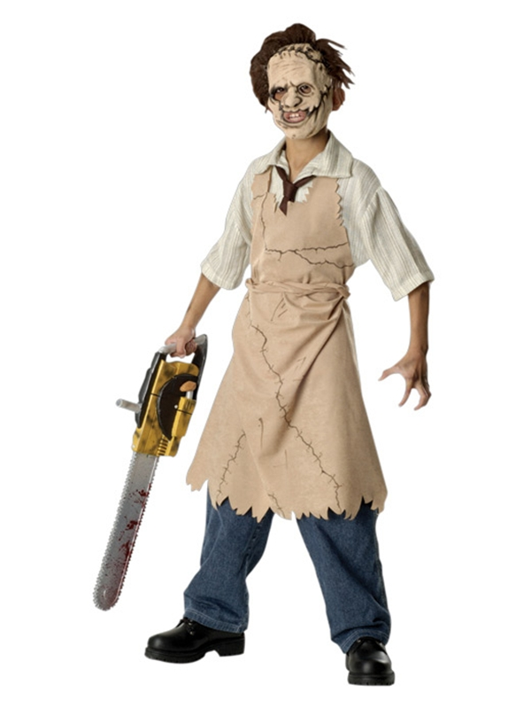 The Texas Chainsaw Massacre Leatherface Child Costume