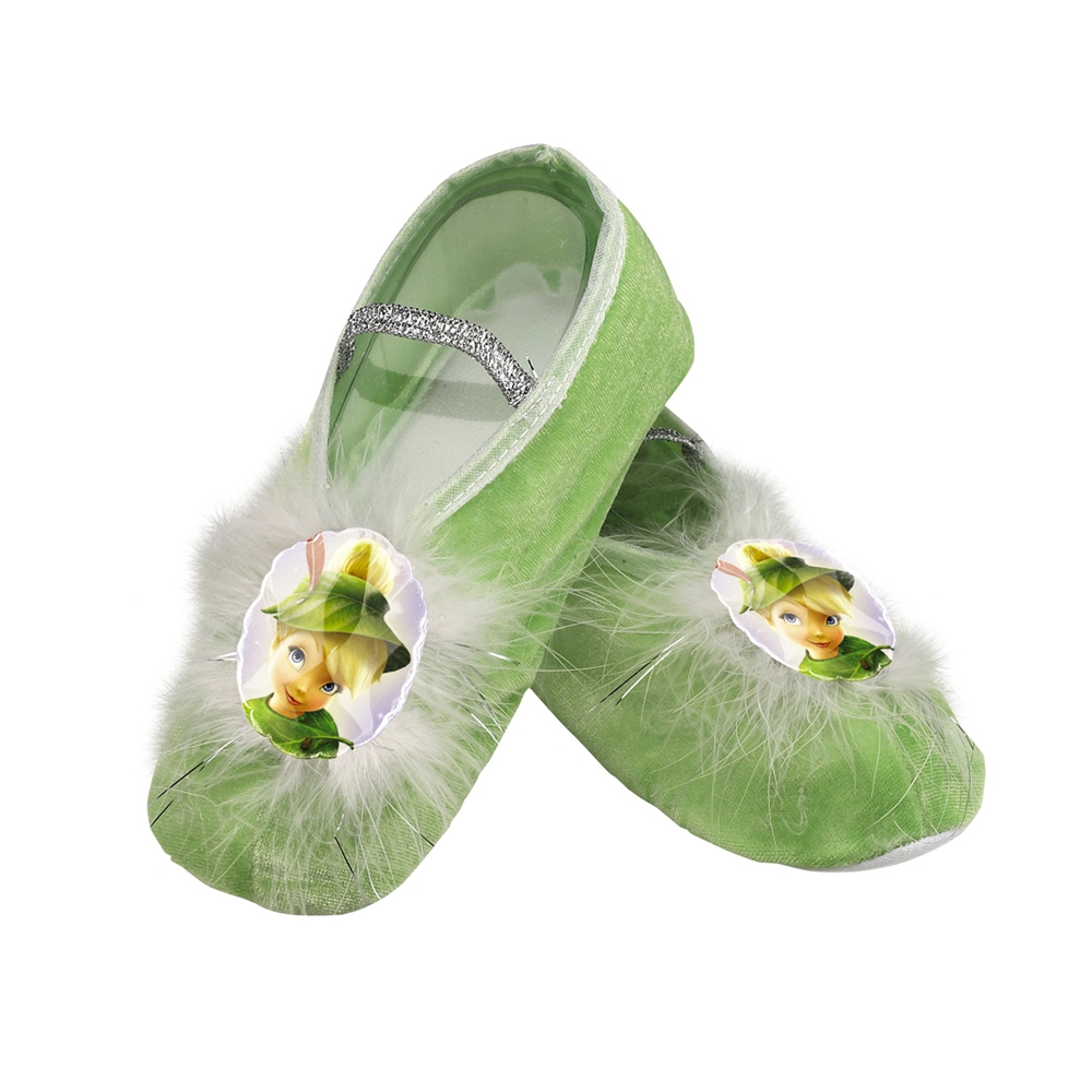 Tinker Bell Ballet Slippers by Disguise