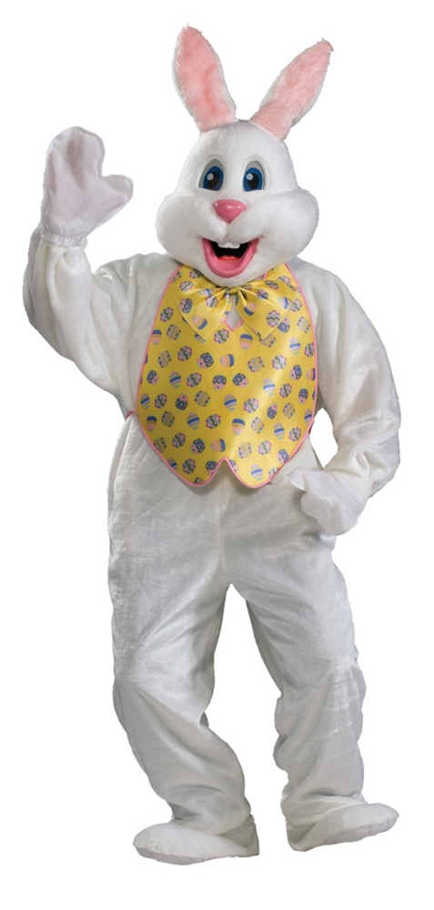 Easter Bunny Deluxe Adult Unisex Costume