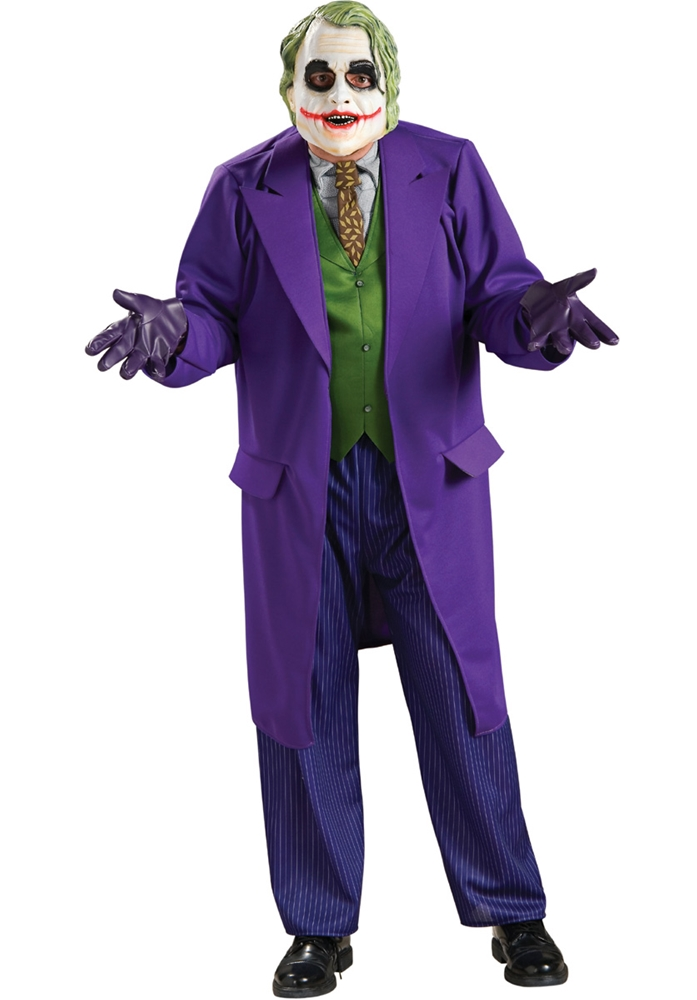 The Joker Deluxe Adult Mens Costume