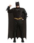 Batman The Dark Knight Deluxe Adult Mens Plus Size Costume
