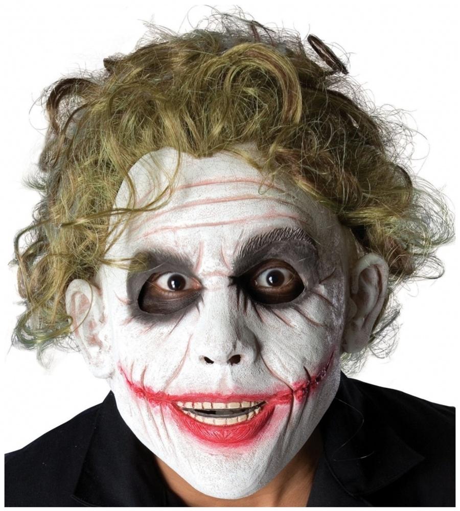 The Joker Deluxe Foam Latex Adult Mask