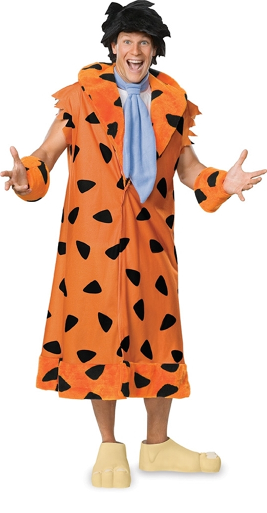 Fred Flintstone Adult Mens Plus Size Costume