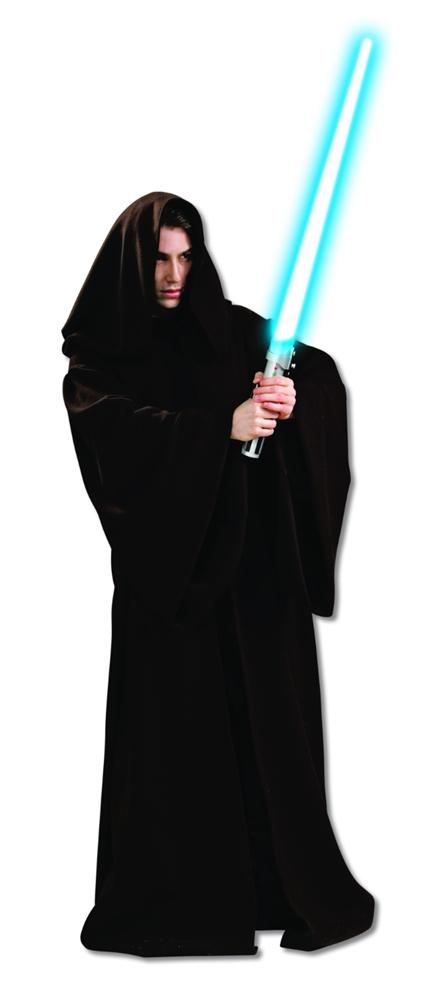 Star Wars Super Deluxe Jedi Robe Adult Mens Costume ()