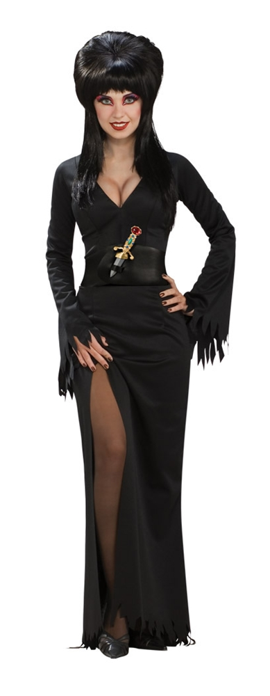 Elvira Adult Womens Costume