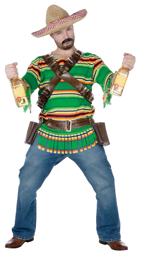 Tequila Pop 'N' Dude Costume