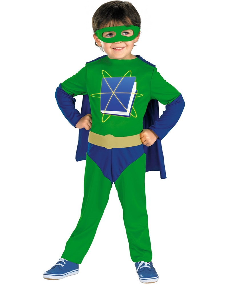 Super Why Toddler Costume by Disguise