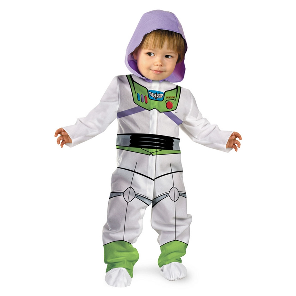 Toy Story And Beyond! Buzz Lightyear Classic Infant Costume by Disguise