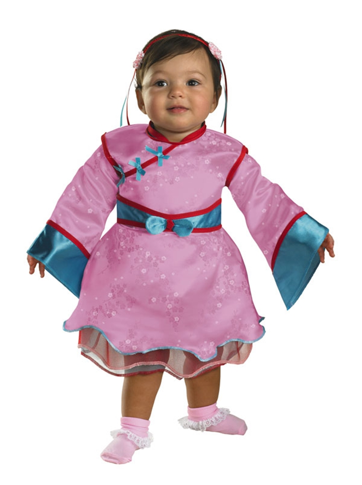 Too Cute To Spook China Doll Infant Costume