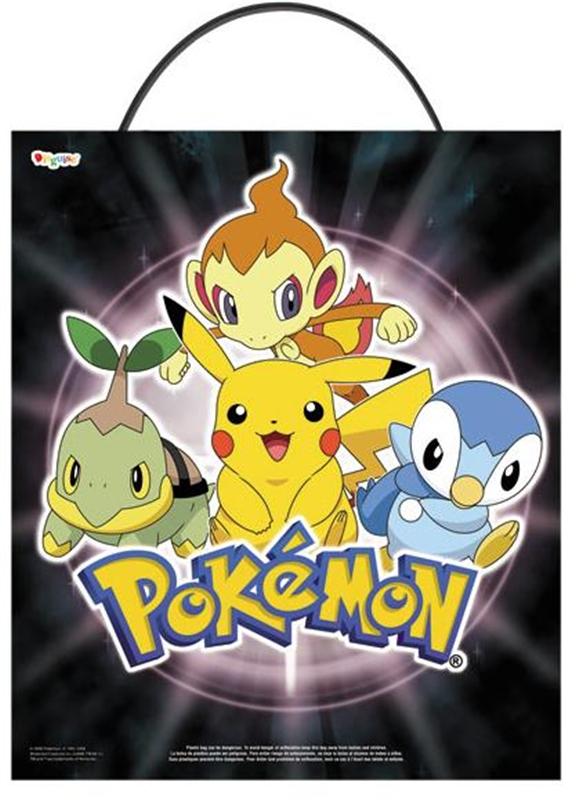 Купить Pokemon Value Treat Bag