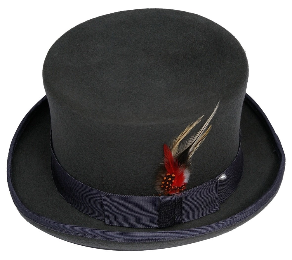 Wool Felt Top Hat Adult by Jacobson Hat Co