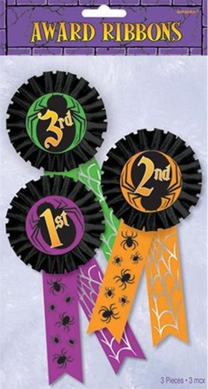 Award Ribbon 3pk