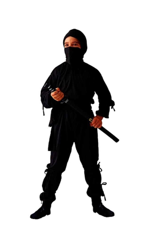 Ninja Black Child Costume