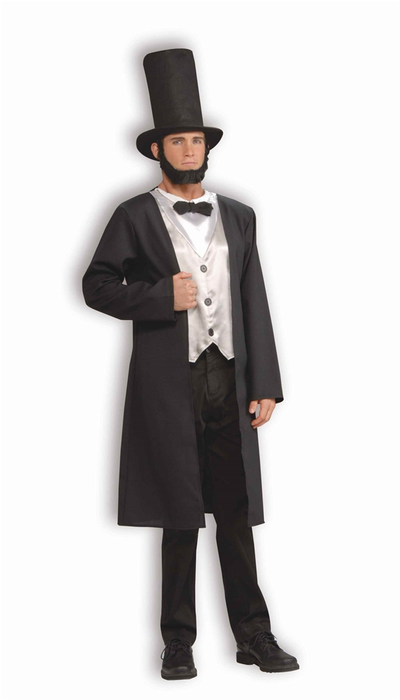 Abe Lincoln Adult Mens Costume by Forum Novelties