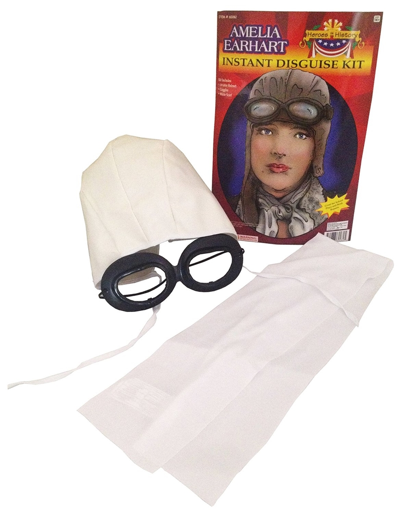 Amelia Earhart Instant Disguise Kit by Forum Novelties