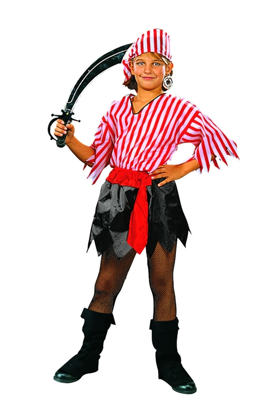 Pirate Girl Child Costume by RG Costumes