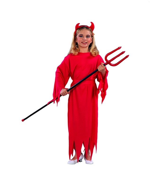 Devil Girl Child Costume by RG Costumes