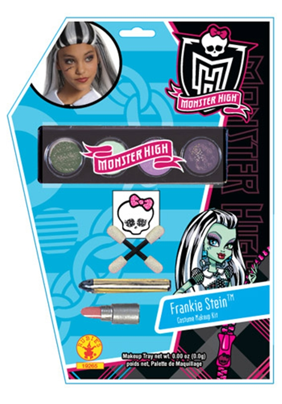 Image of Monster High Frankie Stein Makeup Kit
