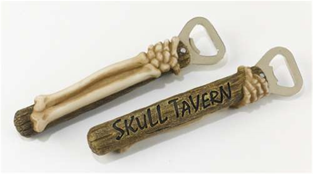 Skeleton Bottle Opener