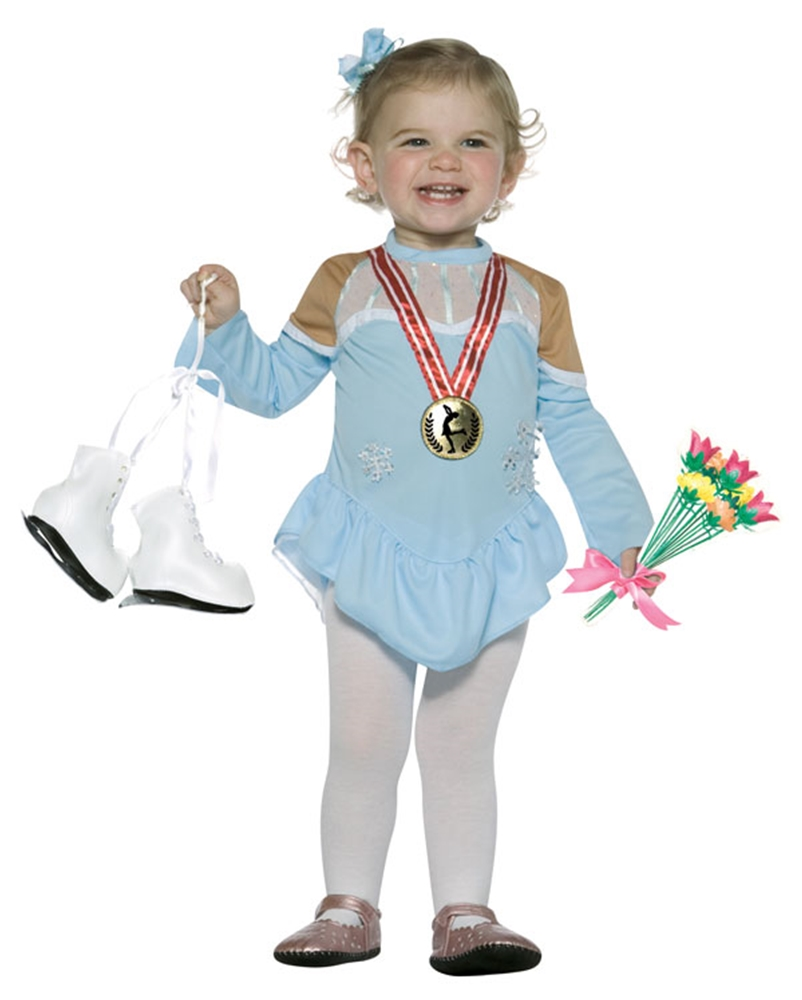 Future Figure Skater Toddler Costume