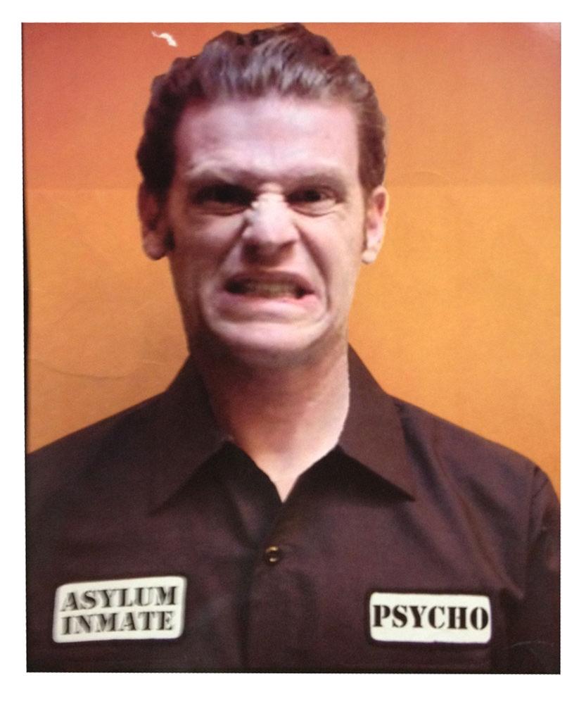 Image of Asylum Inmate T-Shirt