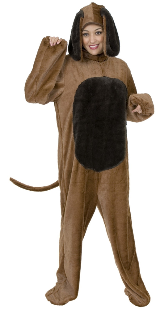 Big Dog Adult Unisex Costume