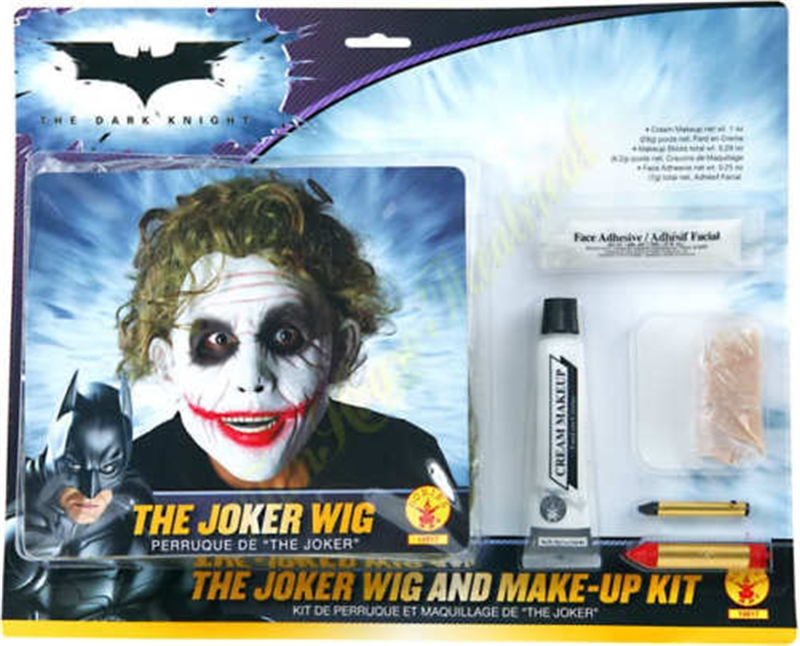 Deluxe The Joker Makeup Kit ()