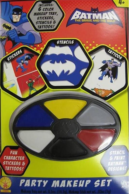 Image of Batman Makeup Kit