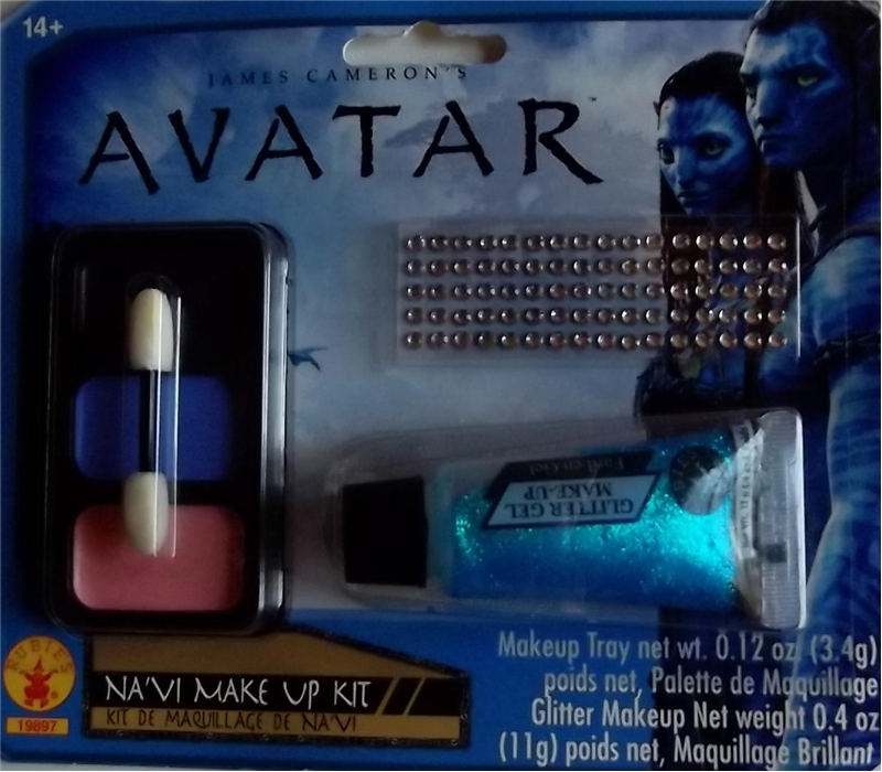 Image of Avatar Navi Makeup Kit