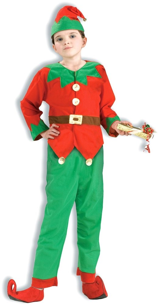 Santa (Santa Costume Child)
