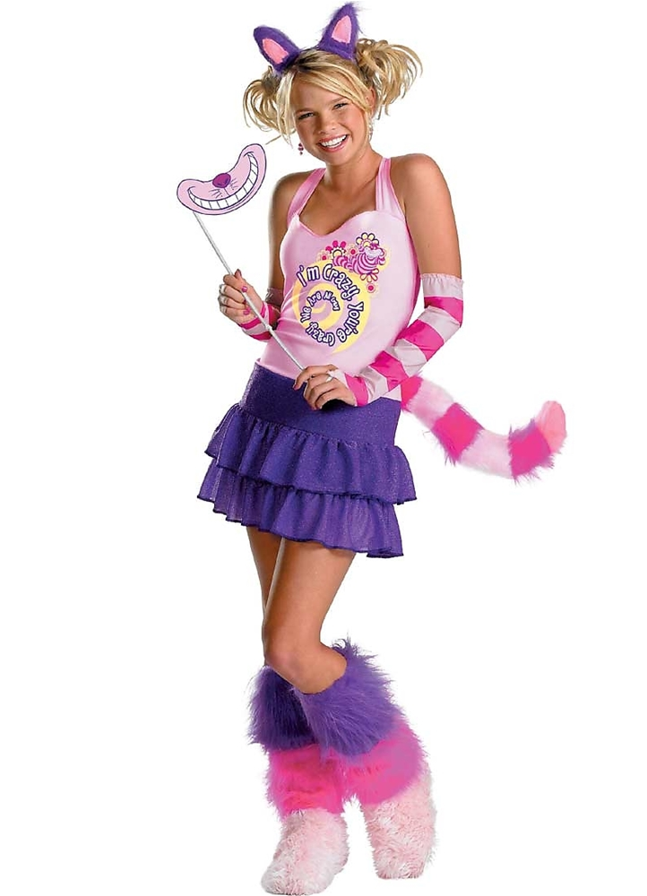 Sexy Cheshire Cat Adult Womens Costume
