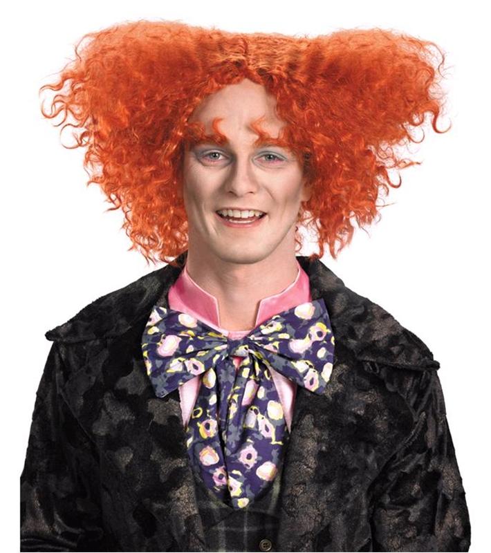 Image of Mad Hatter Wig Adult