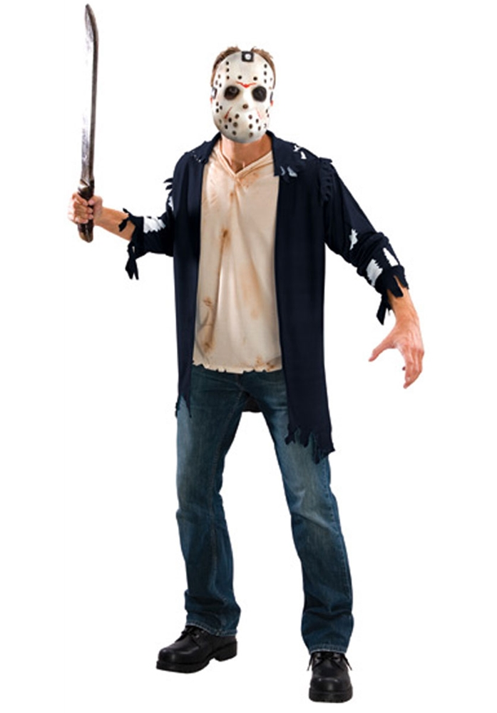 Jason Friday the 13th Adult Mens Costume